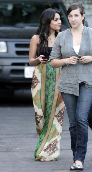 Vanessa Hudgens Out And About In Hollywood 1817