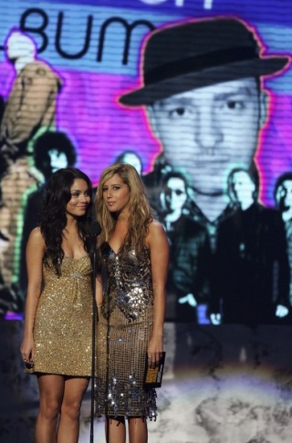 2007 American Music Awards - Show 214