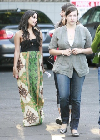 Vanessa Hudgens Out And About In Hollywood 351