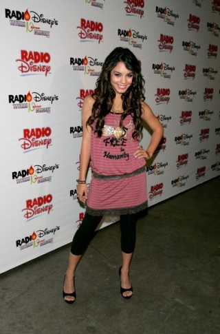 The Radio Disney Totally 10 Birthday Concert - Arrivals & Backstage 418