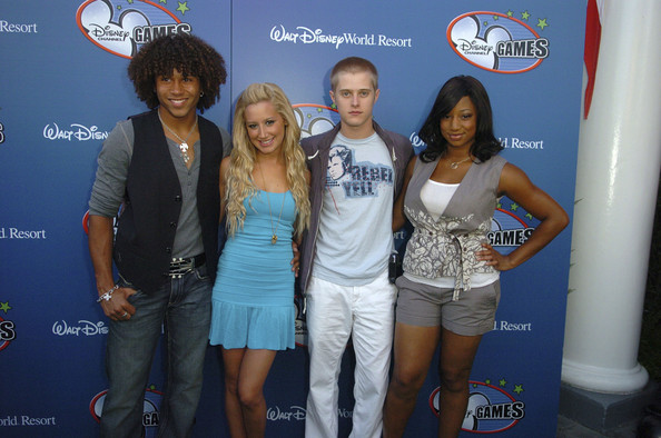 Disney Channel Games 2007 - All Star Party 427