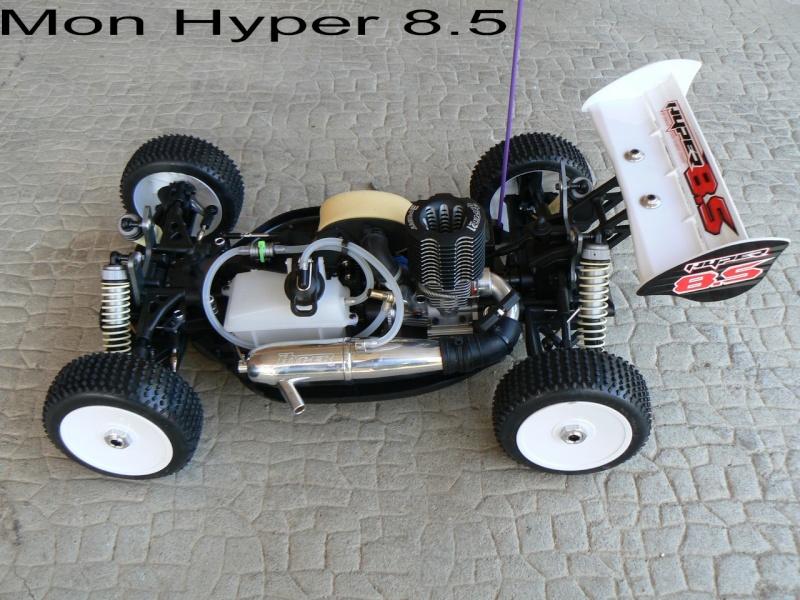 Hyper 8.5 brushless 318d0911