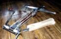 XVI - XVII centuries Crossbow  with Windlass 1_210