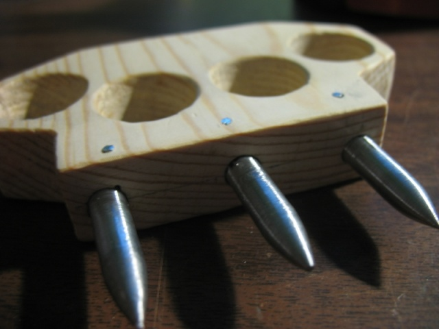 Steel Spiked Knuckle Duster Img_0219