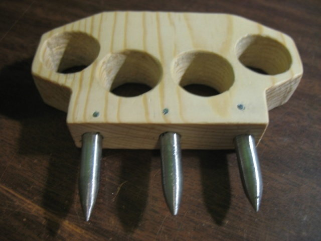 Steel Spiked Knuckle Duster Img_0220