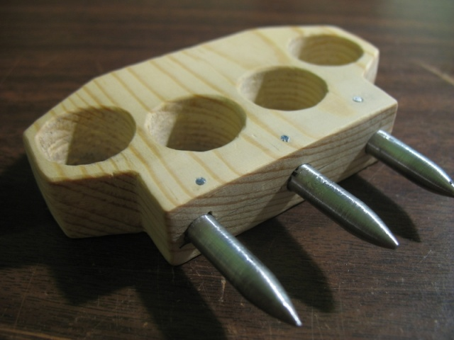 Steel Spiked Knuckle Duster Img_0221