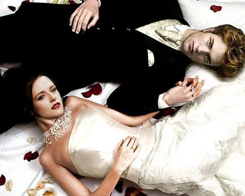"""Breaking Dawn"" violent honeymoon sex scene disturbing for Robert Pattinson Breaki10"