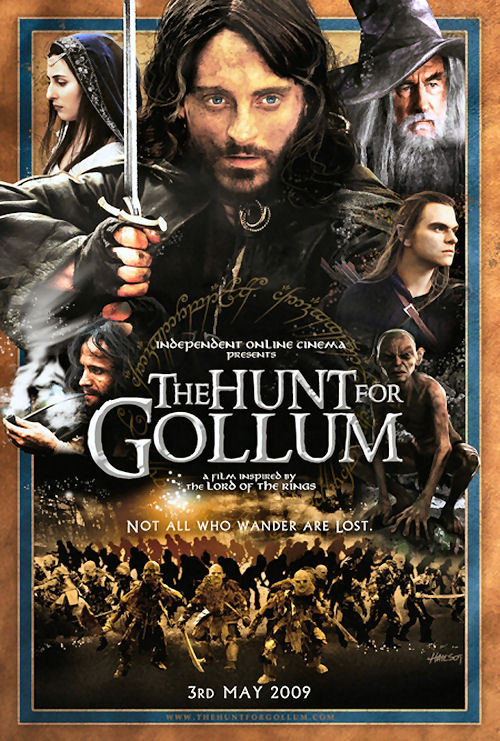 The Hunt for Gollum 2009 10073410
