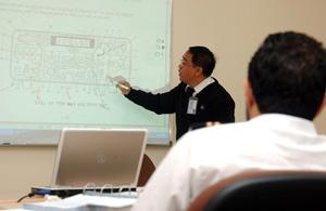 مركز باس للتدريب على هندسة الطائرات في مملكة البحرين Facult10