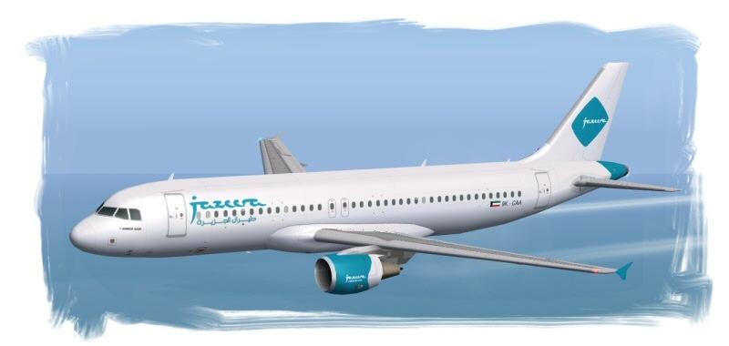 اسعار مخفضة تشمل الضرئب من طيران الجزيرة Jazeer10