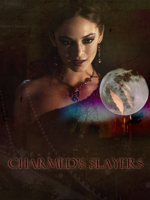 Charmed's Slayers Affich10