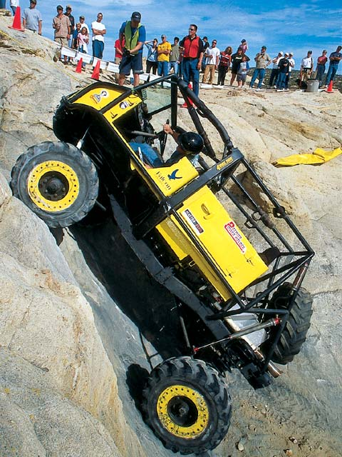 photo de rock crawling 03034w10