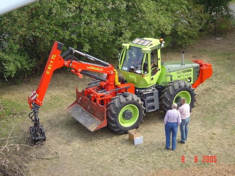 unimog mb-trac wf-trac pour utilisation forestière dans le monde - Page 2 24201510