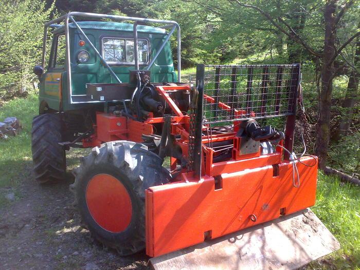 unimog mb-trac wf-trac pour utilisation forestière dans le monde - Page 6 44032810