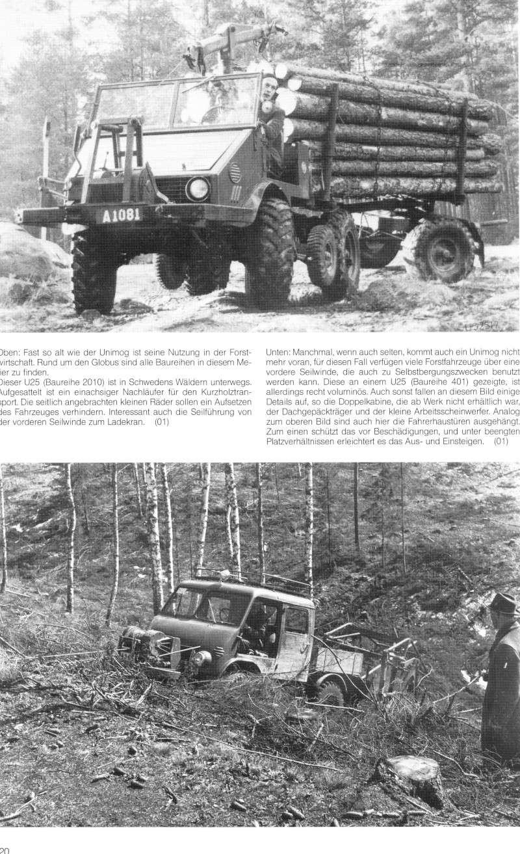 unimog mb-trac wf-trac pour utilisation forestière dans le monde - Page 2 Images10