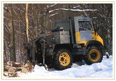 unimog mb-trac wf-trac pour utilisation forestière dans le monde - Page 2 Mogder11