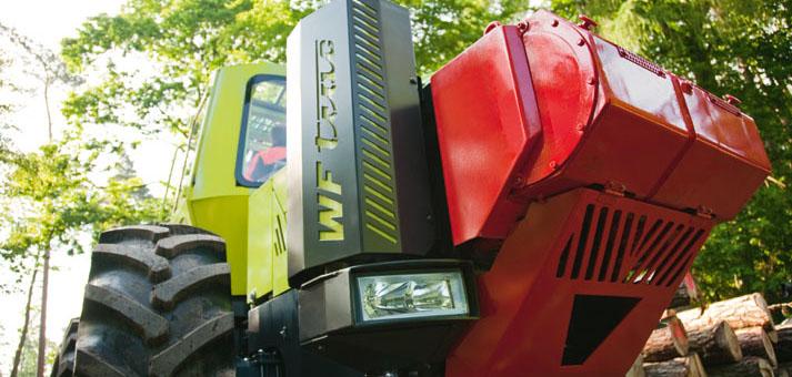 prix de l innovation  forestiere au wf-trac Werner14