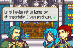 [GBA] Fire Emblem - The Sacred Stones Screen15
