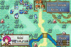 [GBA] Fire Emblem - The Sacred Stones Screen16