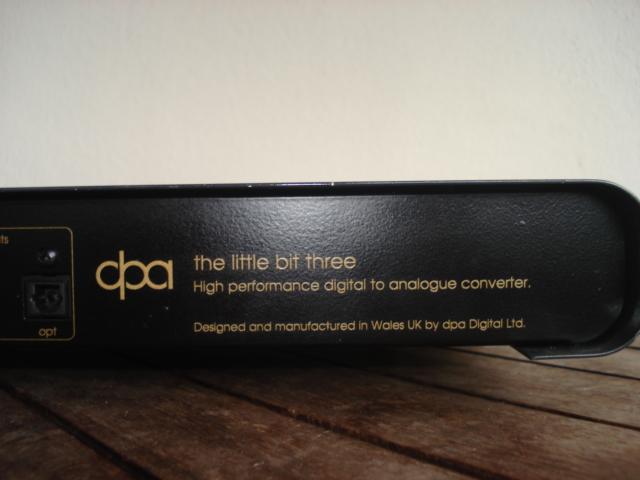 DPA Little Bit 3 DAC (Used) Dpa510