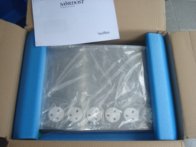 Nordost 'Thor' Power Distribution Centre (Used) Nordos16