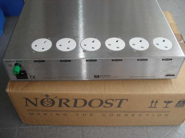 Nordost 'Thor' Power Distribution Centre (Used) Nordos19