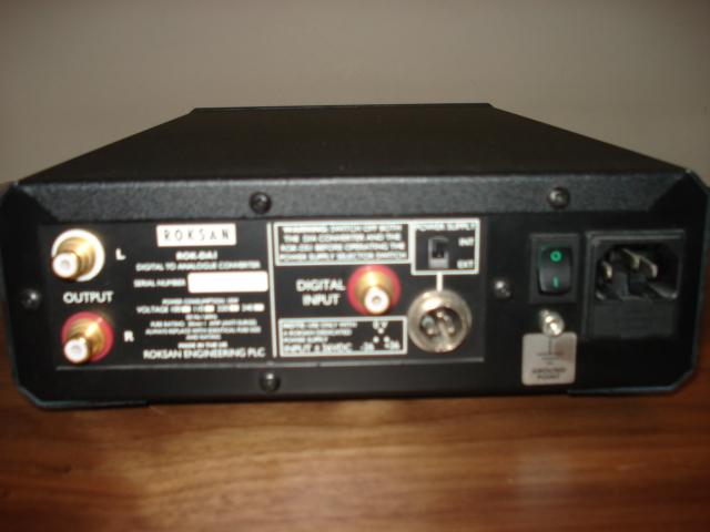 DPA Little Bit 3 DAC (Used) Roksan13
