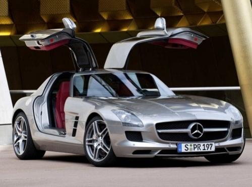 Mercedes SLS AMG GT3 Ali-di10