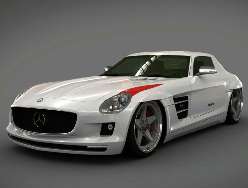 Mercedes SLS AMG GT3 Merced10