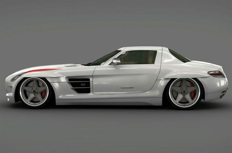 Mercedes SLS AMG GT3 Merced11