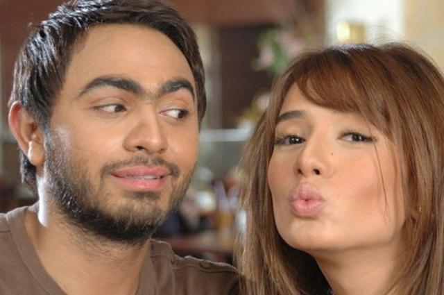 تامر حسني مع زينة في احدث صور لهما 23309610