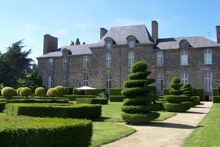Les jardins de la Ballue, Ille et Vilaine La_bal11