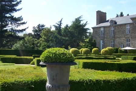 Les jardins de la Ballue, Ille et Vilaine La_bal12