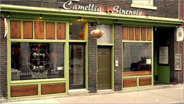 Camellia Sinensis (Quartier Latin) [Salon de thé/Boutique de thé] Cameli10