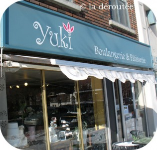 Yuki Bakery [Pâtisserie Japonaise] Yukiba10