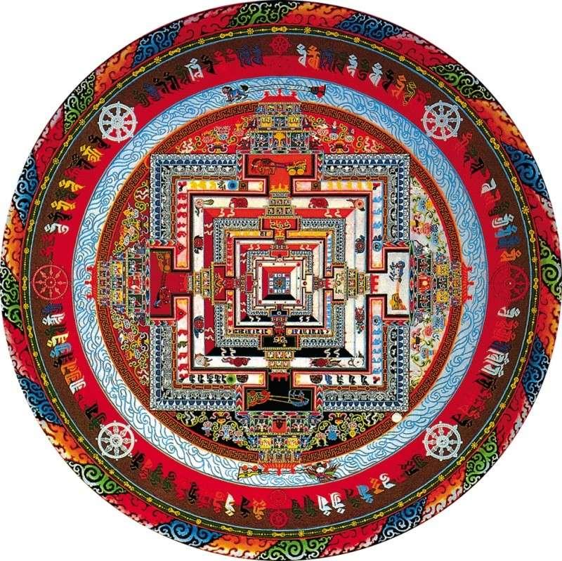 mandala - Le Kalachakra Kalach11