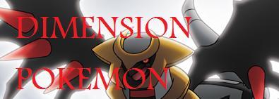 Dimension local Pokemon