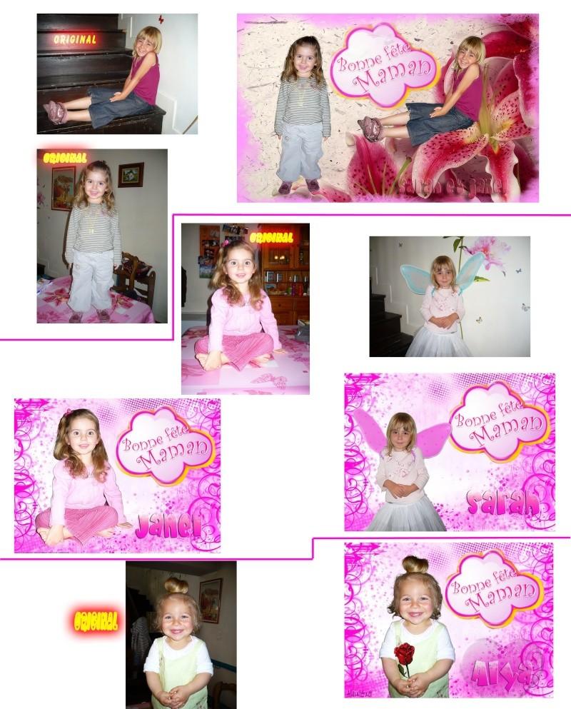 montages enfants - Page 9 Saraha10