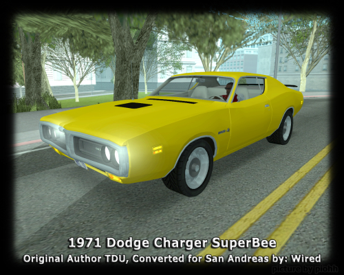 My Buffalo[1971 Dodge Charger Super Bee] Dodge_11