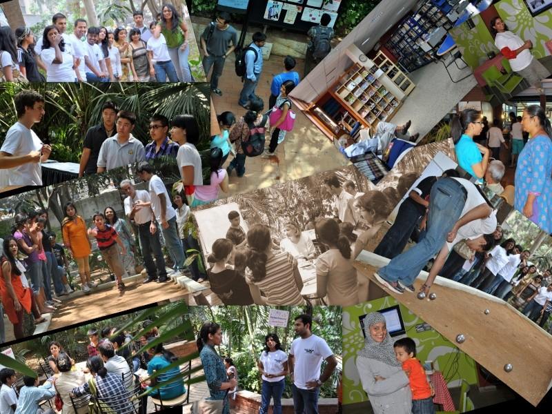 Les photos de la semaine de la francophonie 2010 Lasema12