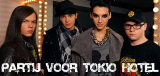 Partij voor Tokio Hotel