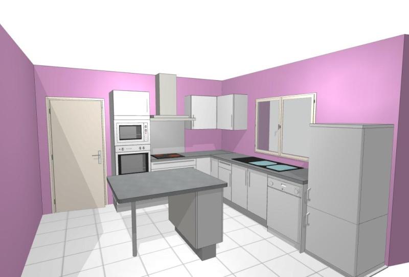 quelle couleur pour les murs de ma nouvelle cuisine. Black Bedroom Furniture Sets. Home Design Ideas