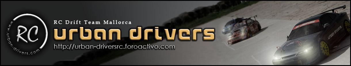 Urban Drivers RC