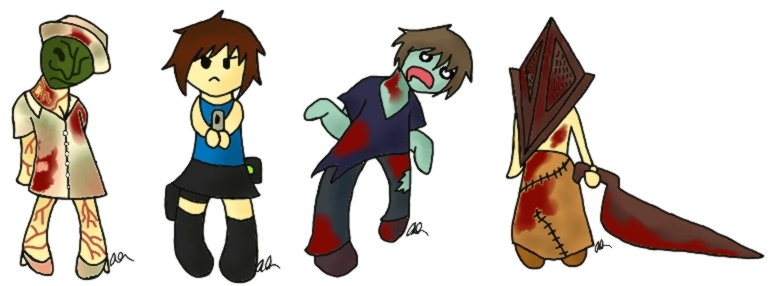 weeee zombies! Zombie10