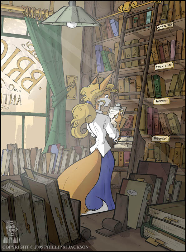 Vixen Bookshop Booksh10