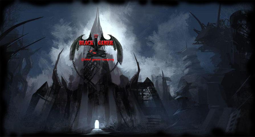 Black Gamer