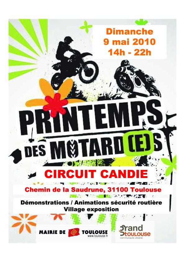 le printemps des motards le 09 mai 2010 Affich11