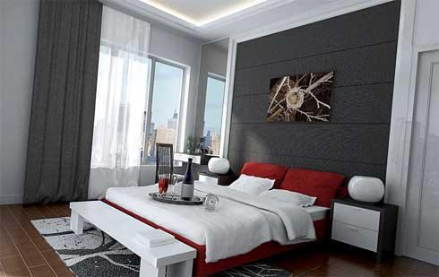 Спальня Bedroo10