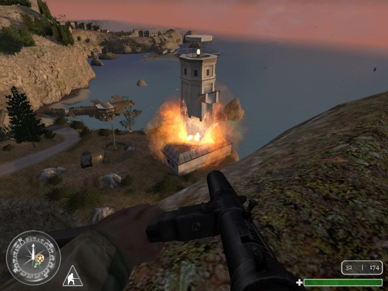 Call Of Duty-United Offensive(Expansion Pack)Gameplay Cod210