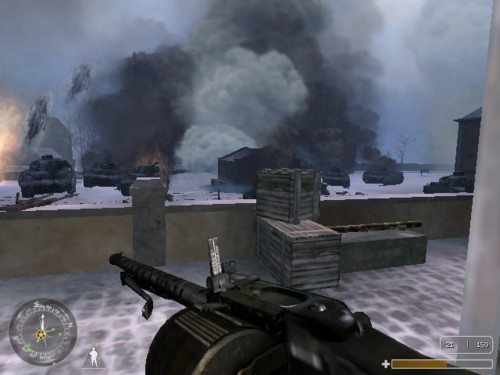 Call Of Duty-United Offensive(Expansion Pack)Gameplay Cod310